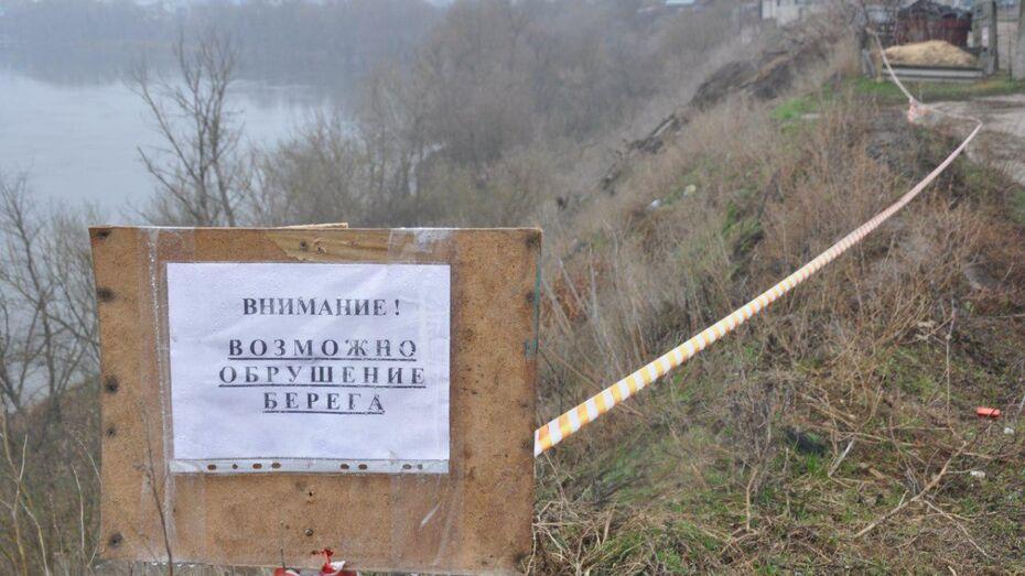 Власти нашли подрядчика для укрепления берега Дона в Воронежской области