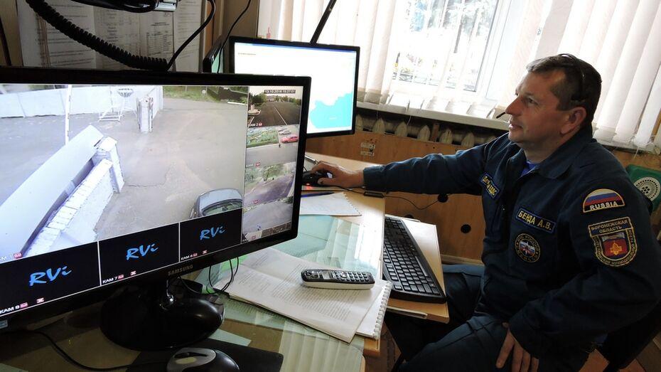 На въездах в Кантемировку установят камеры видеонаблюдения