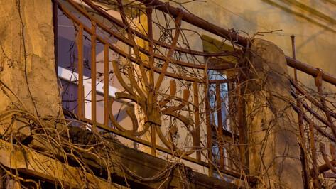 Активисты указали на изменение исторического вида Дома Гегера в Воронеже при капремонте