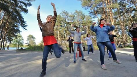Воронежцы займутся физкультурой и армрестлингом по воскресеньям
