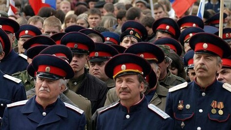 В Верхнемамонском районе появятся казачьи пожарные дружины