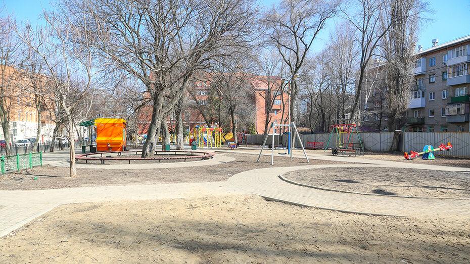 Воронежцы смогут выбрать общественные пространства для первоочередного благоустройства в 2022 году