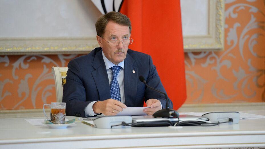 Воронежский губернатор провел 2 рабочие встречи в Москве