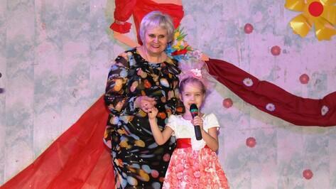 В Семилуках провели «Фестиваль бабушек»