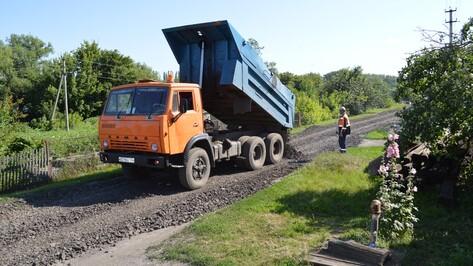 В Эртиле отремонтируют дороги