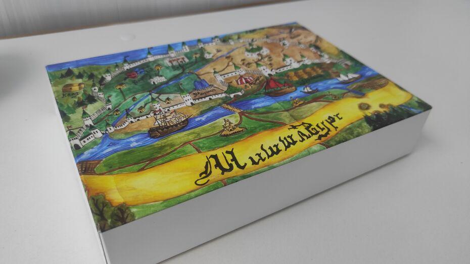 В Воронеже открыли сбор средств на печать созданной школьниками «средневековой» настолки