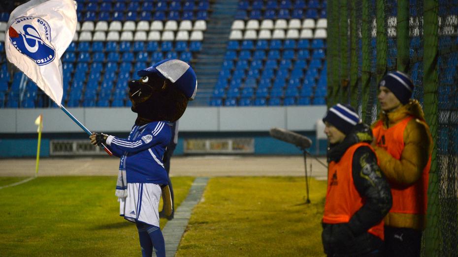 Воронежский «Факел» победил «Краснодар-2» в Кубке ФНЛ