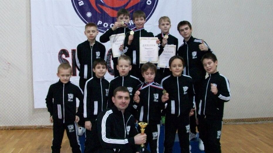 Воронежские каратисты завоевали 8 наград первенства ЦФО