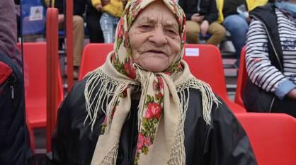 «Желаем вам не знать горя, крови и слез». Воронежские ветераны посетили Парад Победы