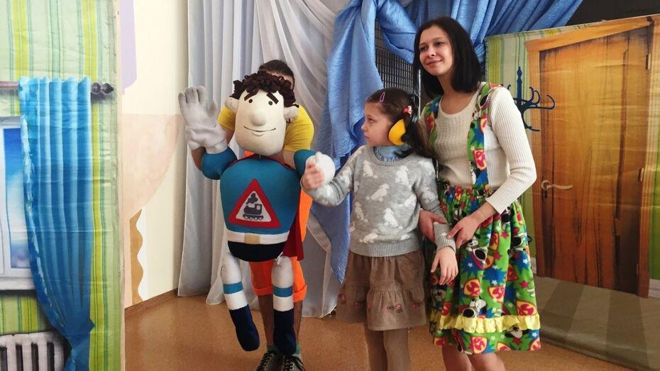 Воронежские актеры открыли сбор средств на театр для детей с аутизмом
