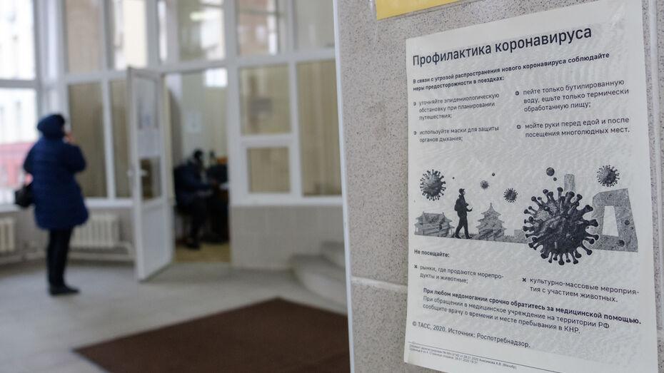 Расходы на здравоохранение в Воронежской области вырастут на 800 млн рублей в 2021 году