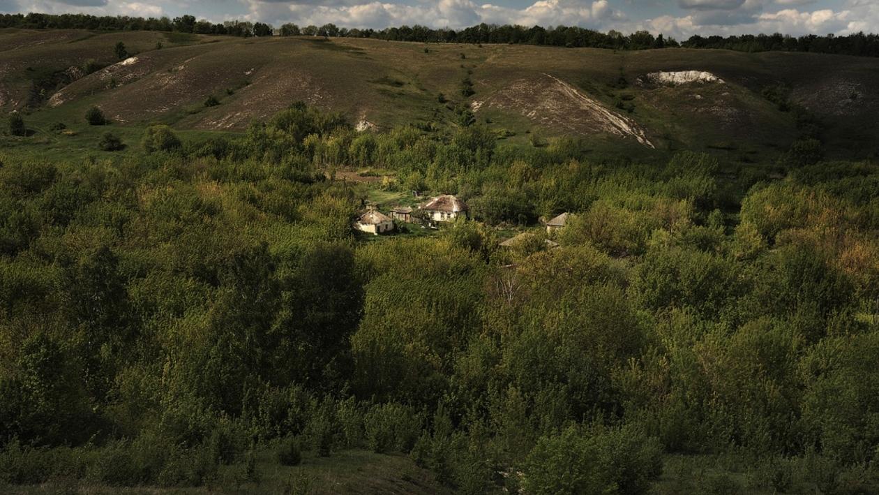 Заброшенные хутора: как пустеют воронежские деревни. Мостище