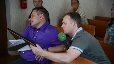 Журналисты НТВ попали в ДТП под Воронежем при съемке сюжета о погибшей семейной паре