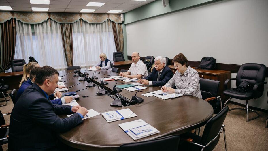 Специалисты Белорусской АЭС прибыли с рабочим визитом на Нововоронежскую АЭС