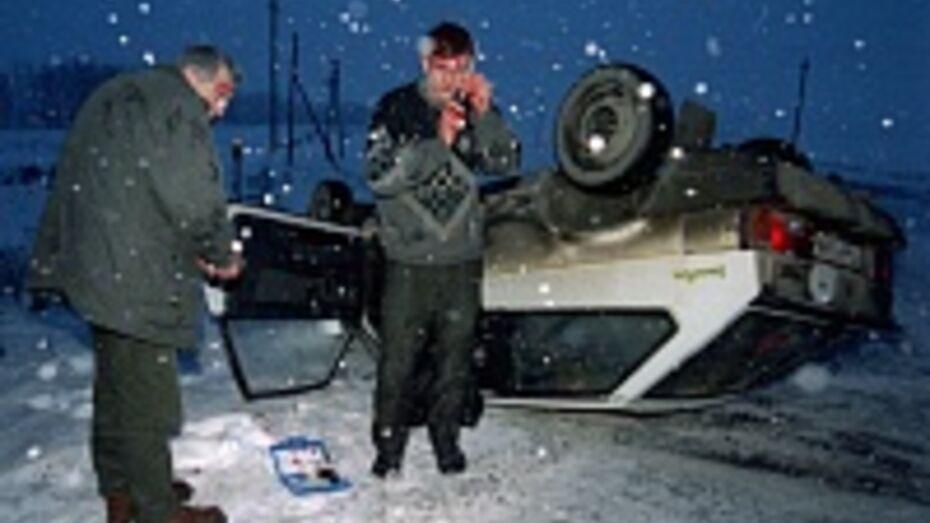 Житель Кантемировского района погиб в первом часу 2014 года