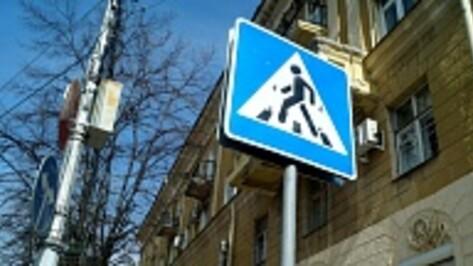 Прокуратура через суд заставит администрацию Семилук установить в городе дорожные знаки
