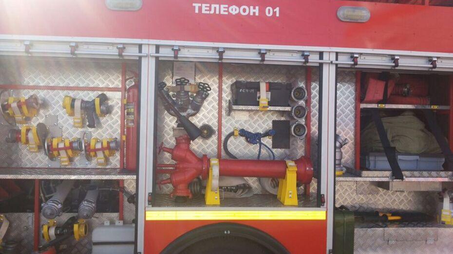 Пожарные эвакуировали жильцов многоэтажки на Левом берегу в Воронеже