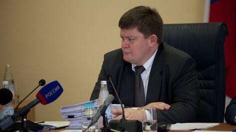 Воронежский суд продлил домашний арест для вице-спикера гордумы