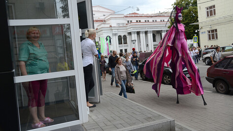 Воронеж объявлен культурной столицей СНГ