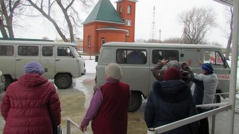 В Нижнедевицком районе из «деревянного» интерната для престарелых расселили 32 постояльца