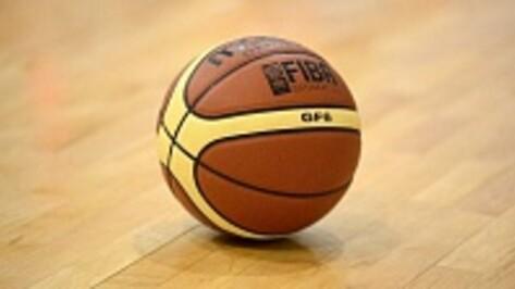 Воронежские баскетболисты победили клуб из Курска
