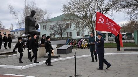 В Павловском районе встретили участников автопробега «Москва-Севастополь-Москва»