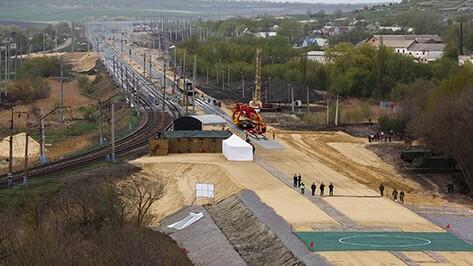 Воронежский участок дороги в обход Украины обойдется в 22 млрд рублей