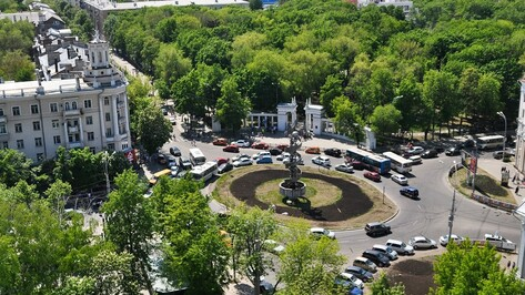 Компании потратят на благоустройство Воронежа 190 млн рублей