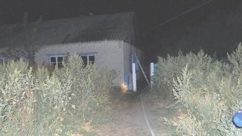 В Подгоренском районе при пожаре погибли 2 человека