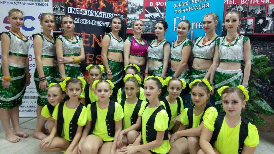 Поворинские танцоры стали лауреатами международного фестиваля-конкурса Fenix-Fest