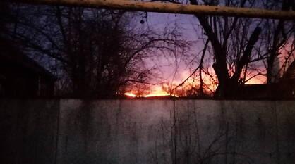Более 150 сообщений о ландшафтных пожарах поступило за выходные в Воронежской области