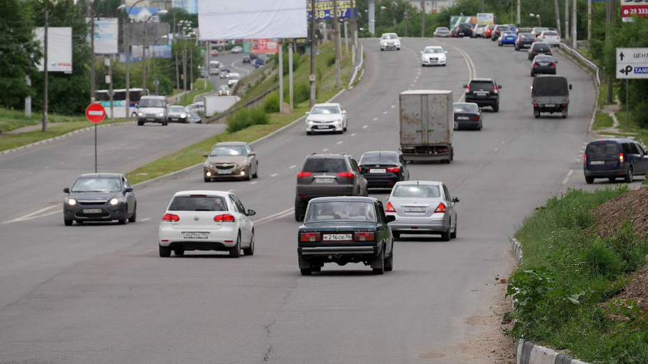 РосдорНИИ разработал вариант дорожной схемы Воронежа