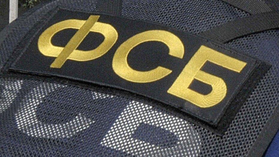 В Воронежской области силовики пресекли попытку ввоза военной техники на Украину