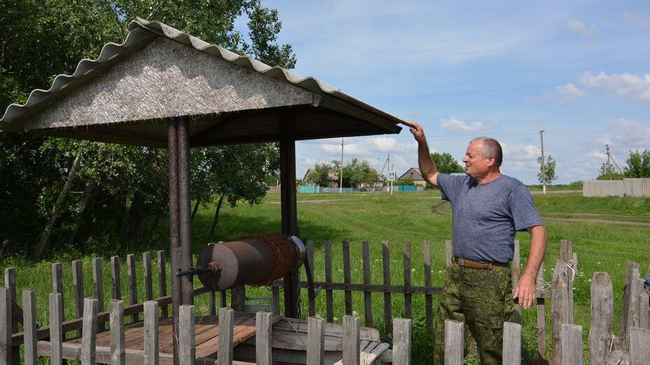 В кантемировском хуторе Хрещатый благоустроят колодец