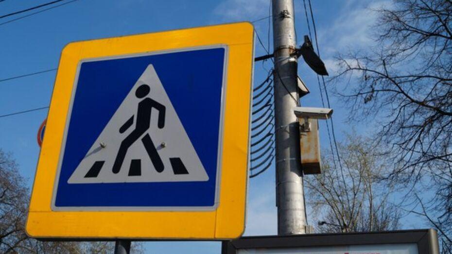 В Воронеже «Лада Ларгус» сбила 2 детей на пешеходном переходе