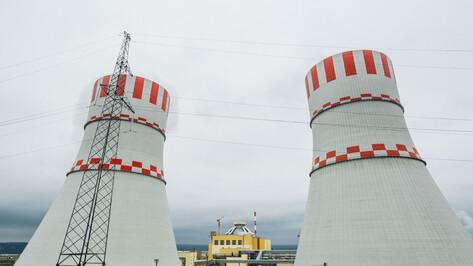 Энергоблок Нововоронежской АЭС вывели на планово-предупредительный ремонт