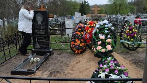 Родня поневоле. Как участок на кладбище под Воронежем спровоцировал  скандал