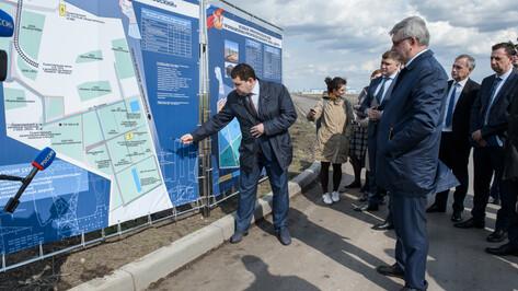 Губернатор раскритиковал развитие ОЭЗ «Центр» под Воронежем