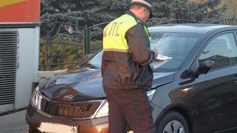 Под Рамонью на пешеходном переходе  автомобилист на KIA сбил школьницу