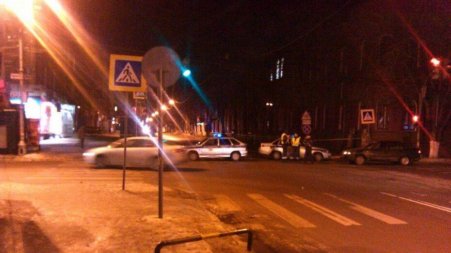 В центре Воронежа оцепили квартал из-за боеприпаса