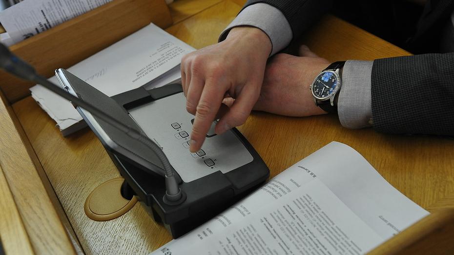 Воронежская облдума утвердила исполнение бюджета-2014 с дефицитом
