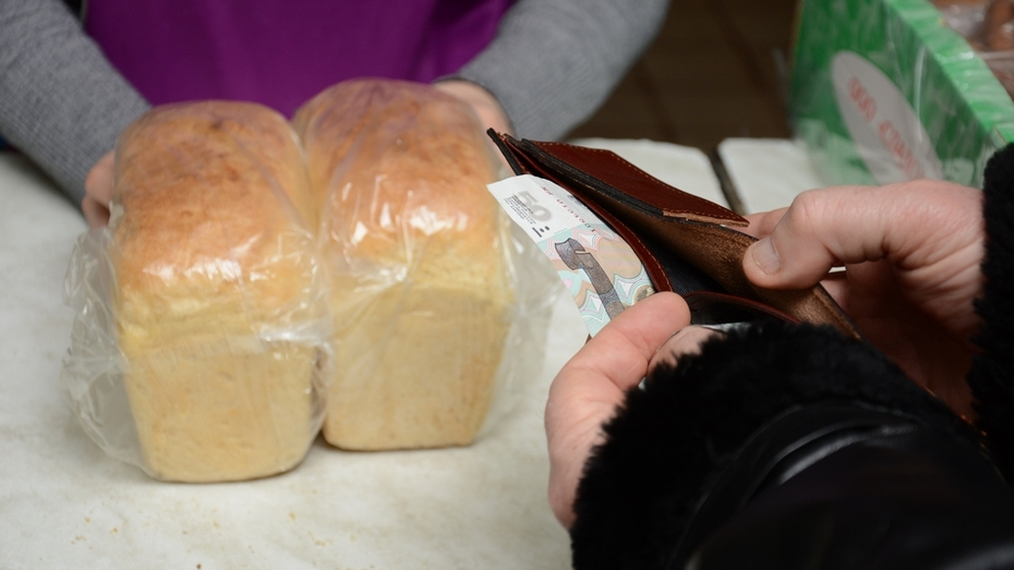 В Острогожском районе подорожал хлеб