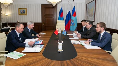 Развязка на Остужева в Воронеже может получить федеральное финансирование