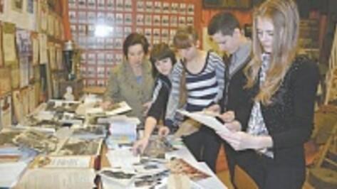 В Воробьевском районе появится краеведческий музей