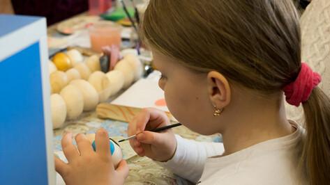 В Россоши пройдут мастер-классы по росписи пасхальных яиц 20 апреля