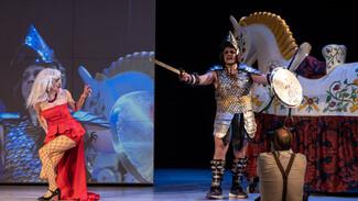 Десятый Платоновфест завершился в Воронеже спектаклем о вечном споре искусства и зрителей