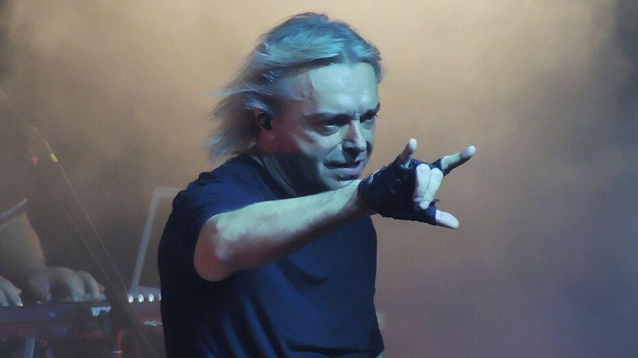 На воронежский концерт «Алисы» приедут фанаты со всей России