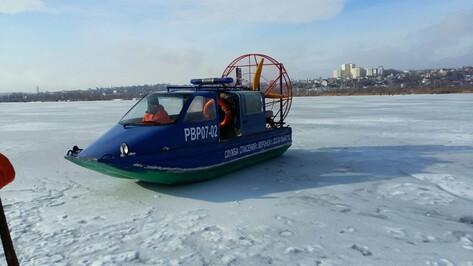 Спасатели закрыли сезон зимней рыбалки в Воронеже