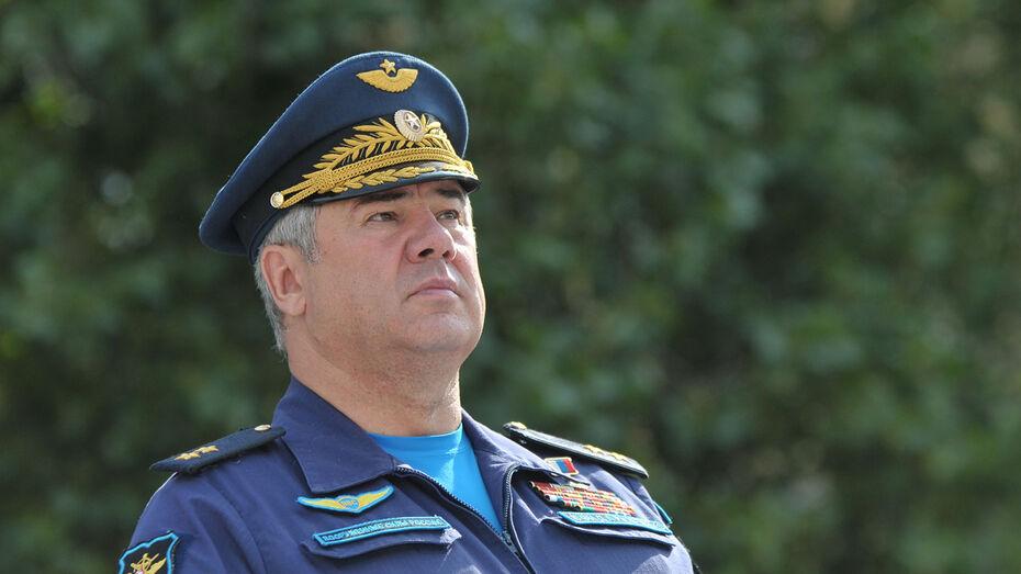 Главком ВВС России в Воронеже: новая пилотажная группа на Як-130 будет называться «Крылья Тавриды»