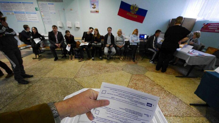 Партии отправили 2676 наблюдателей на выборы в Воронеже